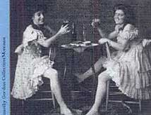 Prostitutes were called 'soiled doves' in the American West in the 19th century.